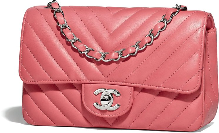 b27e564b14a7 Chanel New Mini Classic Flap Bag Prices