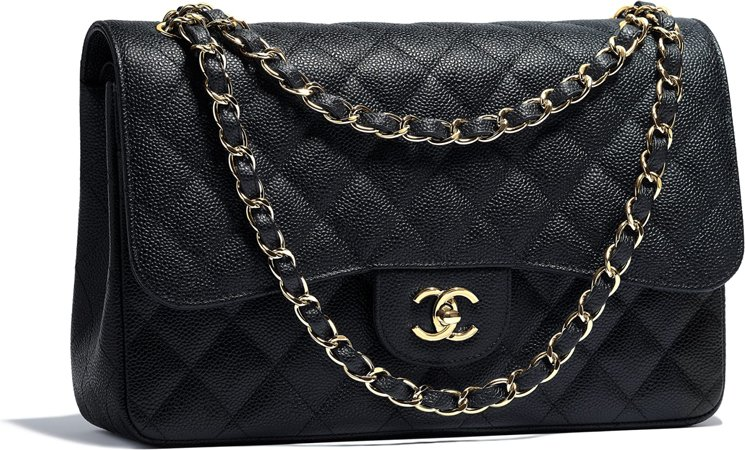 b24a68c52e22d8 Chanel Jumbo Classic Flap Bag Prices