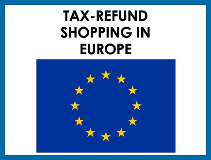 VAT Refund Rate In Europe