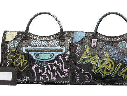 Balenciaga Graffiti Bags | Bragmybag