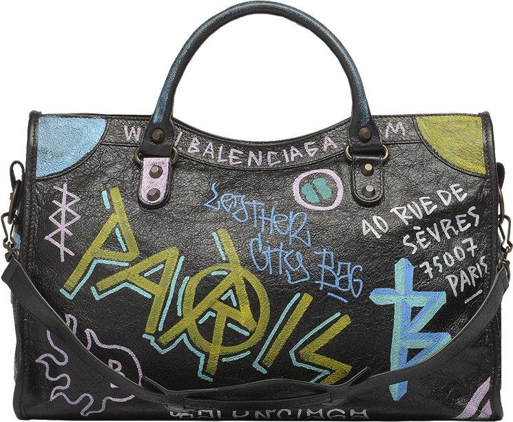 Balenciaga Graffiti Bags Bragmybag