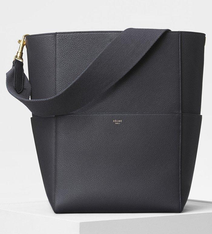 c066ba4be2 Celine-Winter-2017-Bag-Collection-74. Celine Seau Sangle bag In Soft  Grained Calfskin