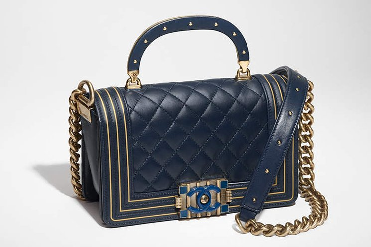Chanel-Boy-Studded-Handle-Bag-2