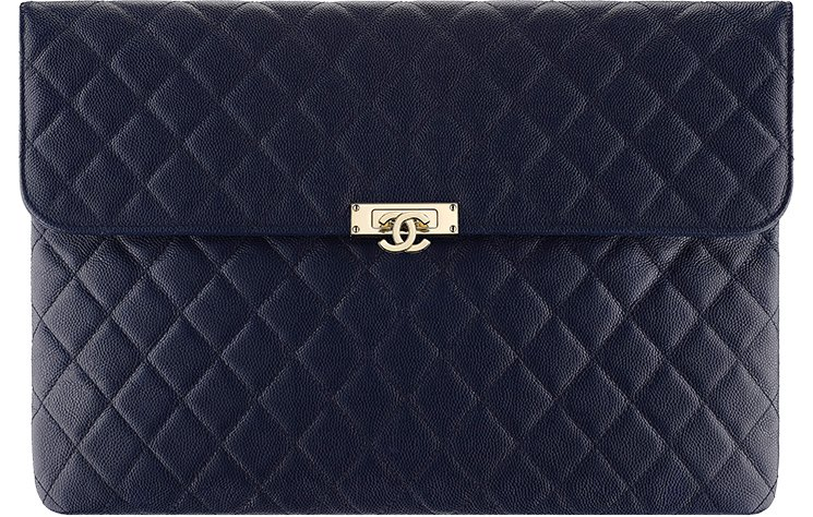 4633add90225 Chanel Golden Class Double CC O Case | Bragmybag