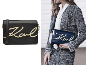 Karl Lagerfeld K Metal Signature Bag 71c86030006a7