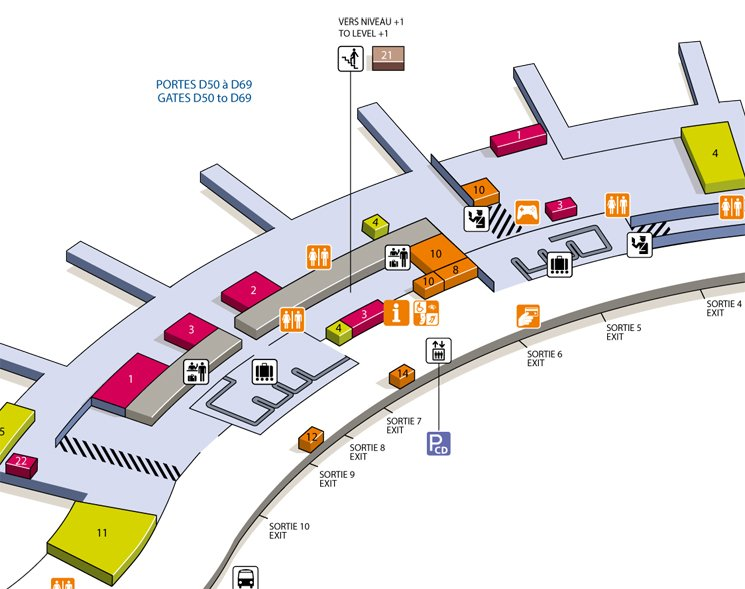 Roissy-Charles-de-Gaulle-Airport-Terminal-2D