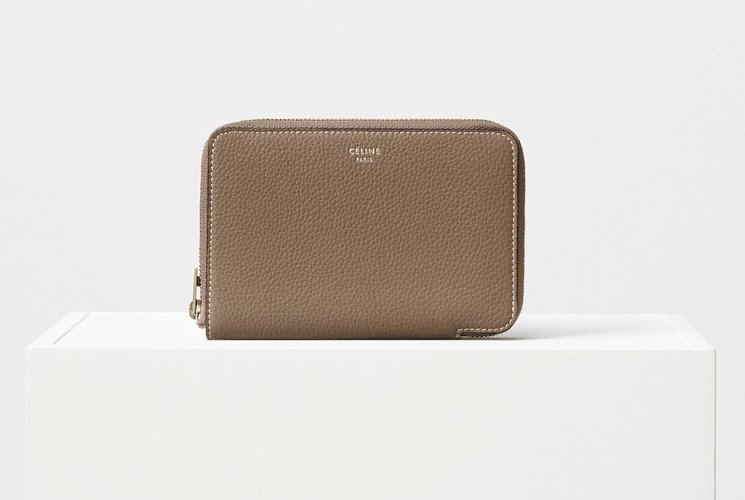 Celine-Zip-Around-Wallets-3