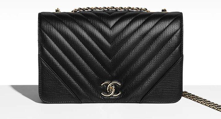 Chanel-Chevron-Statement-Bag-2