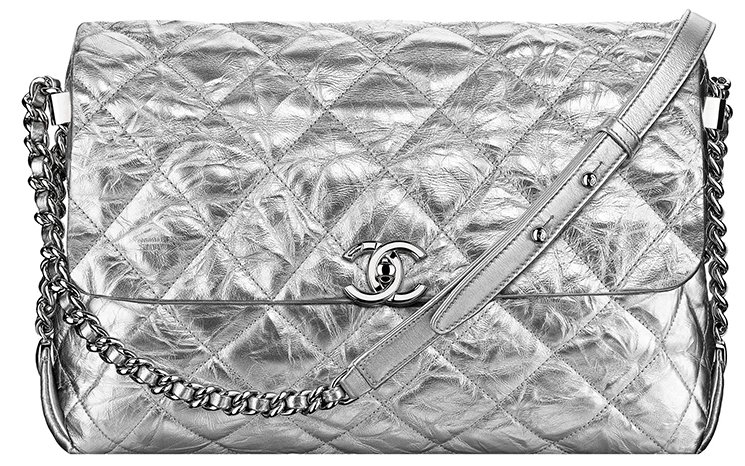 52193a89f17d30 Chanel Fall Winter 2017 Seasonal Bag Collection Act 2 | Bragmybag