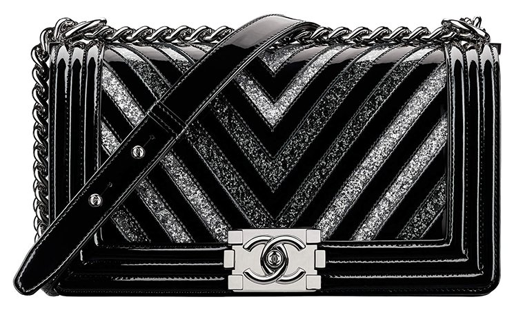 a6a48d6cb455ab Chanel Fall Winter 2017 Classic And Boy Bag Collection Act 2 | Bragmybag