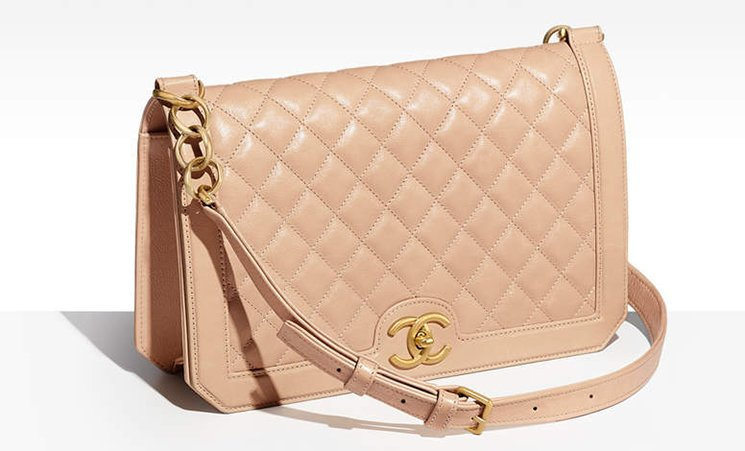 Chanel-Grained-Calfskin-Flap-Bag-6