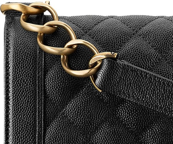 Chanel-Grained-Calfskin-Flap-Bag-8