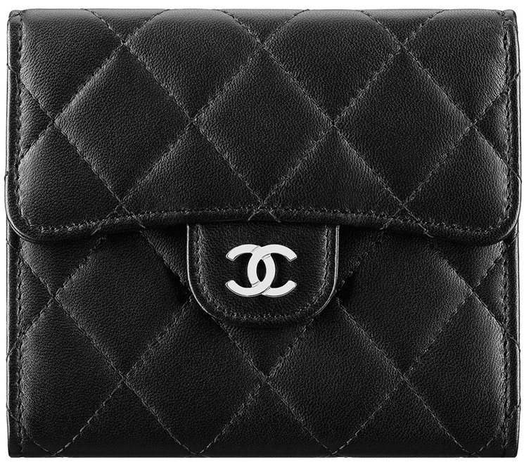 Chanel-Small-Flap-Wallet-vs-boy-short-wallet