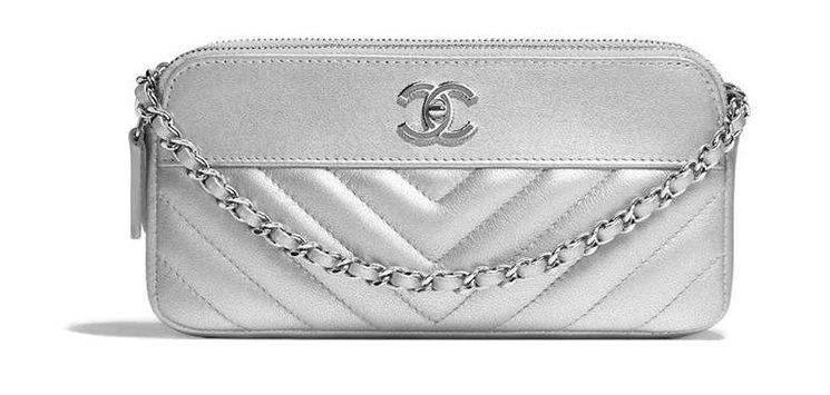 Chanel-Smooth-Chevron-Clutch-with-chain-2