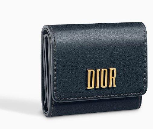 3bc4b32c0c Dior D-Fence Lotus Wallet | Bragmybag