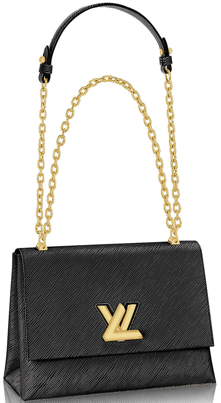 Louis-Vuitton-Twist-Foldable-Bag
