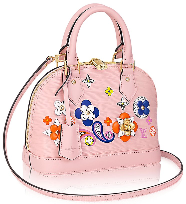 Louis-Vuitton-Vibrant-Monogram-Flower-Print-4