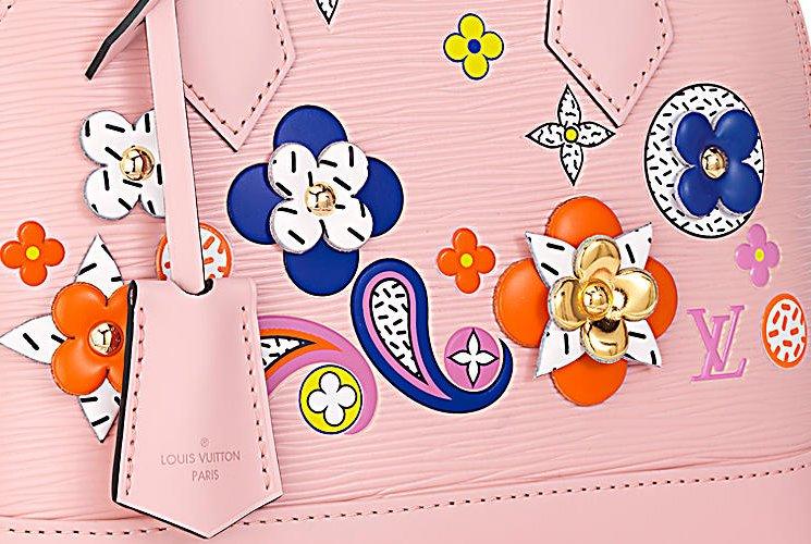 Louis-Vuitton-Vibrant-Monogram-Flower-Print-5
