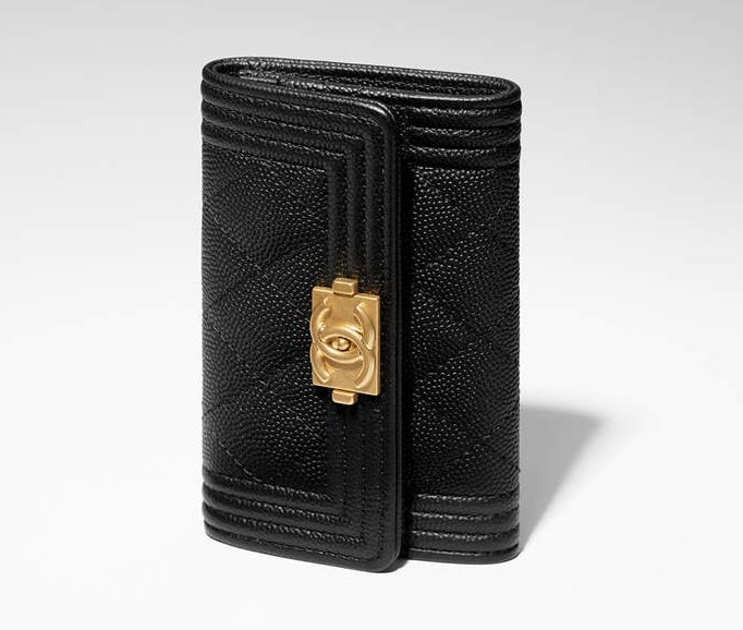 chanel card holder. boy-chanel-flap-card-holder-prices-2 chanel card holder