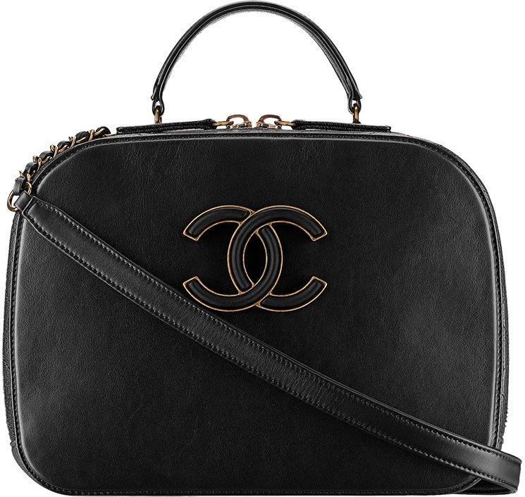 e8f34693ff74 Chanel Coco Curve Vanity Bag