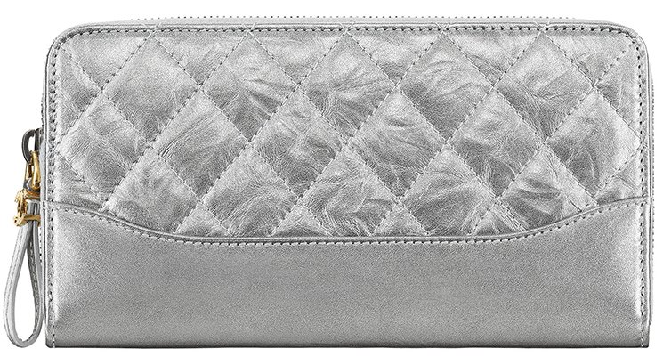 Chanel-Gabrielle-Zip-Around-Wallet