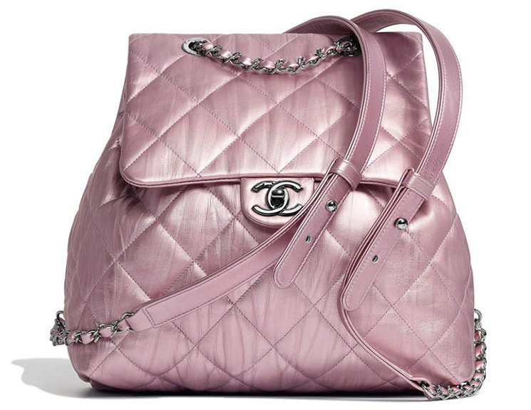 Chanel-Iridescent-Calfskin-Backpack-2