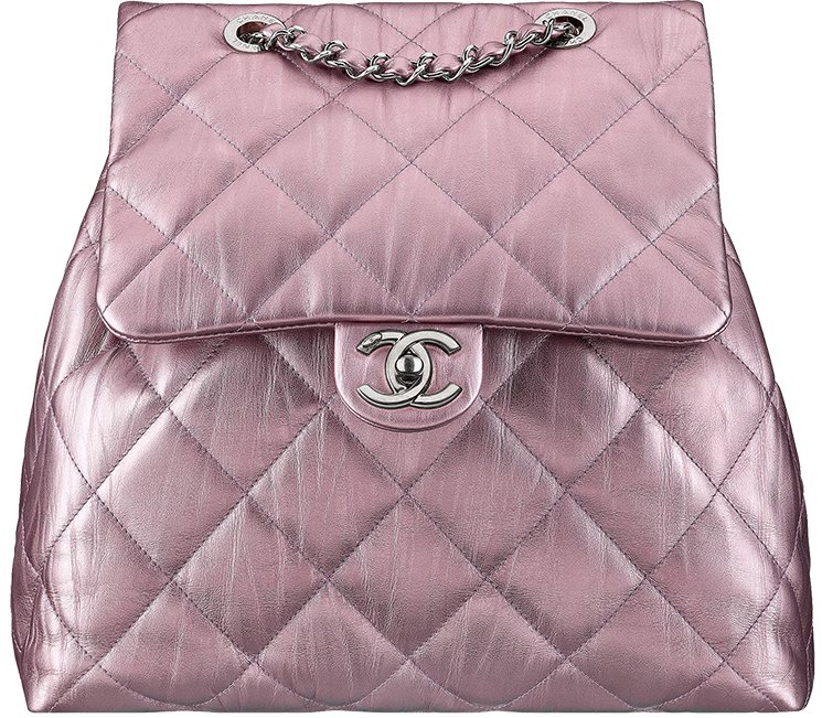 Chanel-Iridescent-Calfskin-Backpack