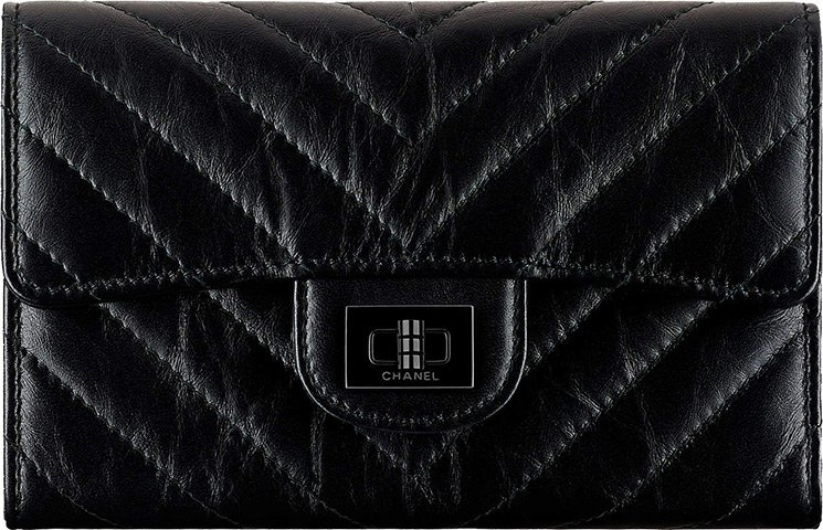 Chanel-Reissue-2.55-So-Black-Small-Wallets-3