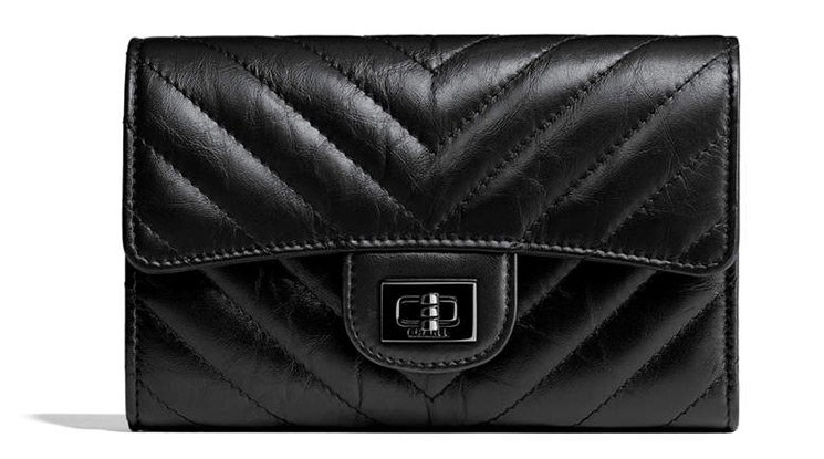 Chanel-Reissue-2.55-So-Black-Small-Wallets-4