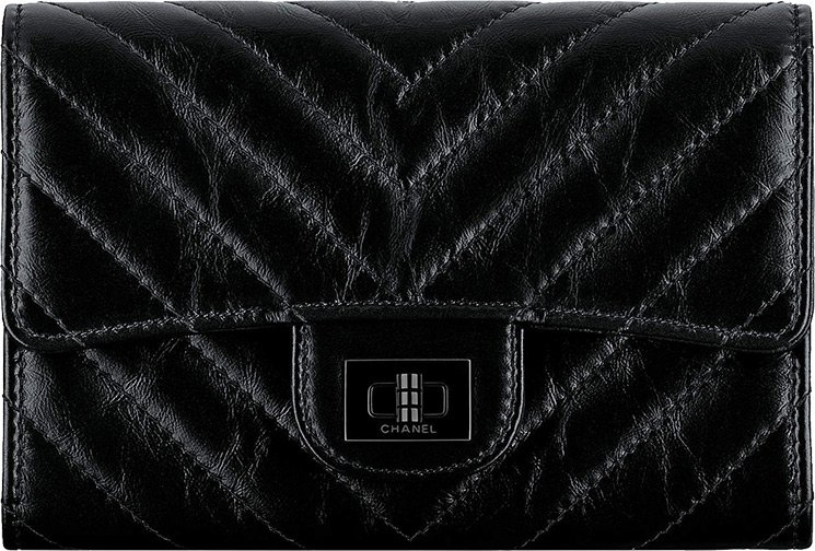 Chanel-Reissue-2.55-So-Black-Small-Wallets