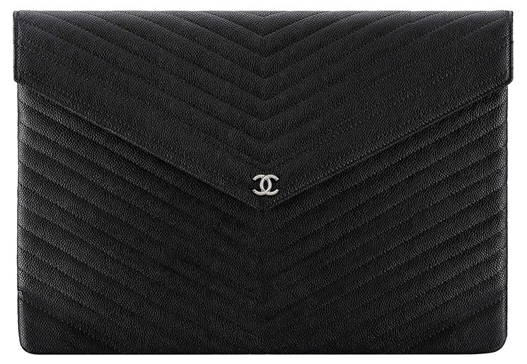 Chanel-Signature-Envelope-Pouches