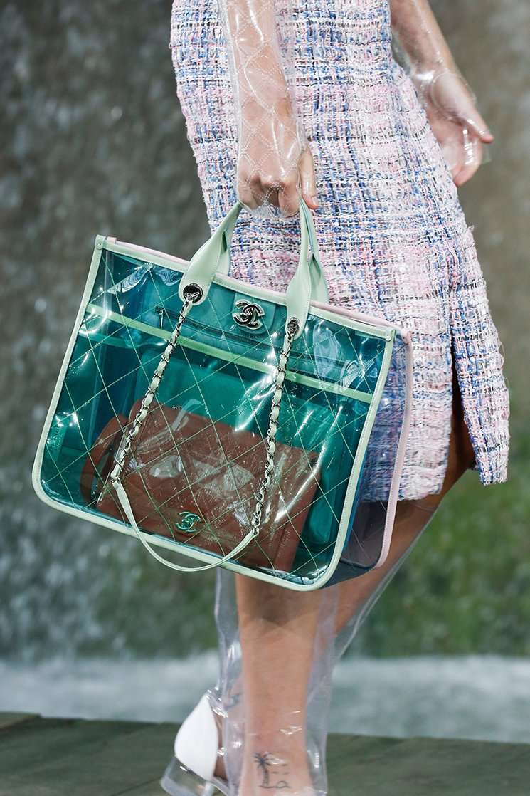 Chanel Spring Summer 2018 Runway Bag Collection Bragmybag