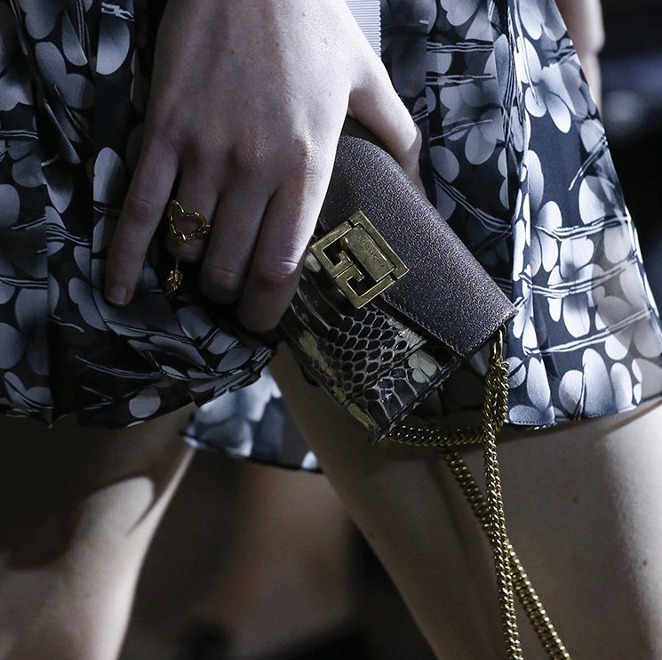 Givenchy Spring Summer 2018 Runway Bag Collection – Bragmybag 359459ff55cc5
