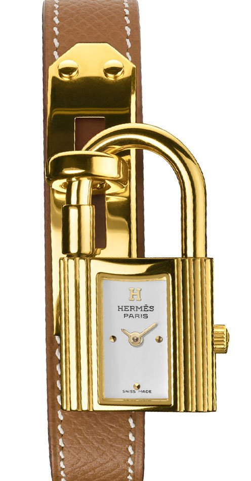 Hermes-Kelly-Lock-Watch-7