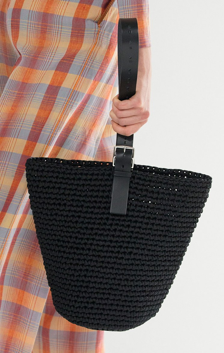Hermes Perforated Bag