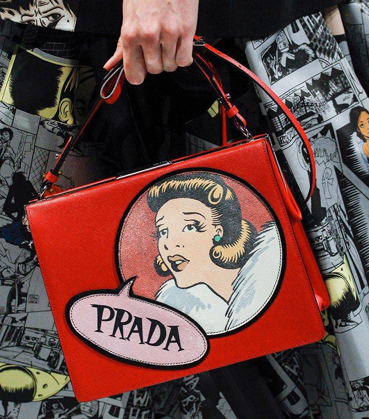 Prada Spring Summer 2018 Runway Bag Collection Bragmybag