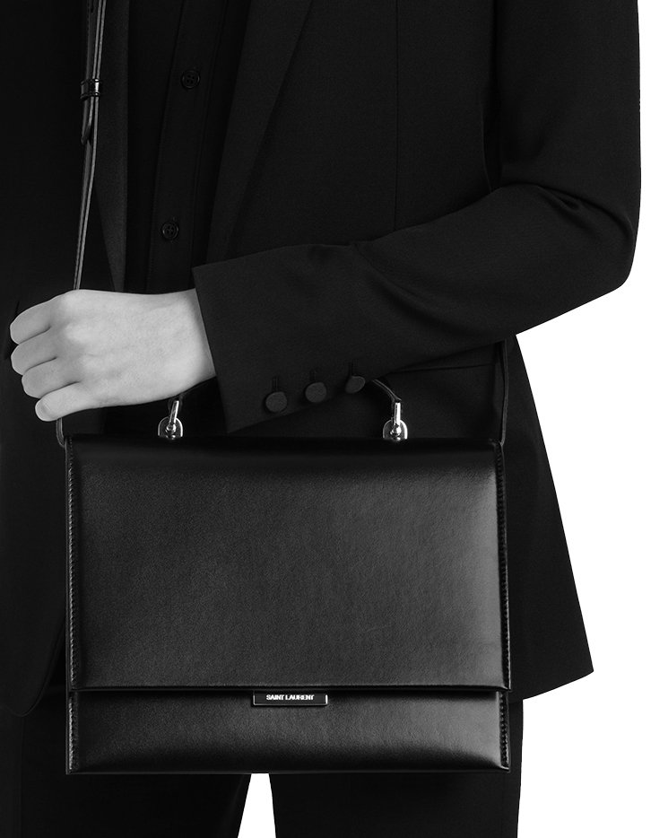 Saint-Laurent-Babylone-Top-Handle-Bag-3