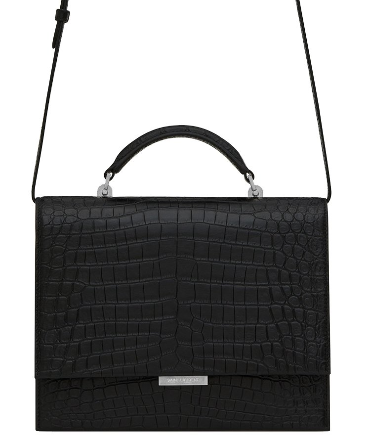 Saint-Laurent-Babylone-Top-Handle-Bag