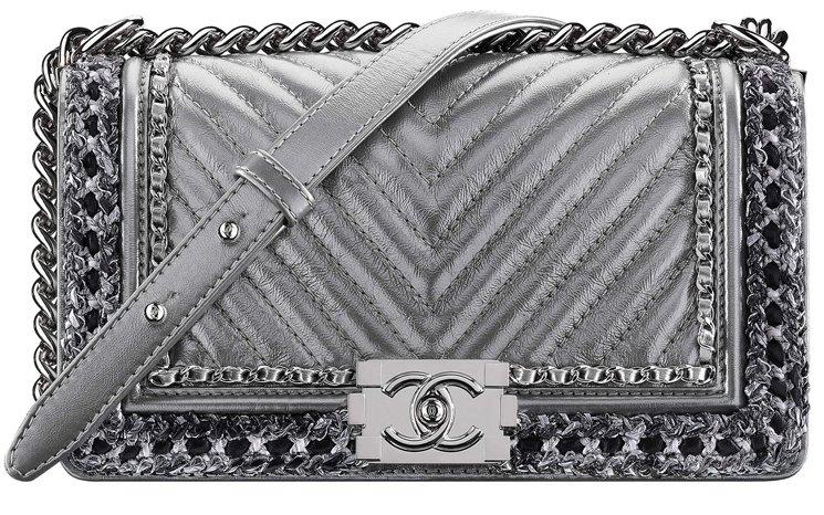 Chanel-Boy-Chevron-Braid-Around-Chain-Flap-Bag-2