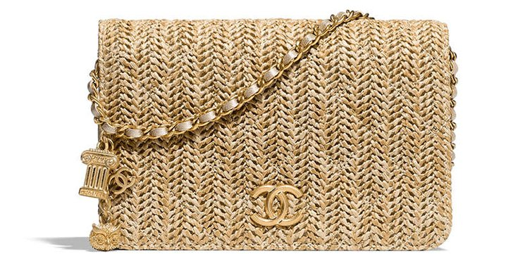 Chanel-Braided-Canvas-WOC-2