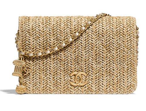 Chanel Ancient Greek Braided Wallet On Chain – Bragmybag f56d807ae1880
