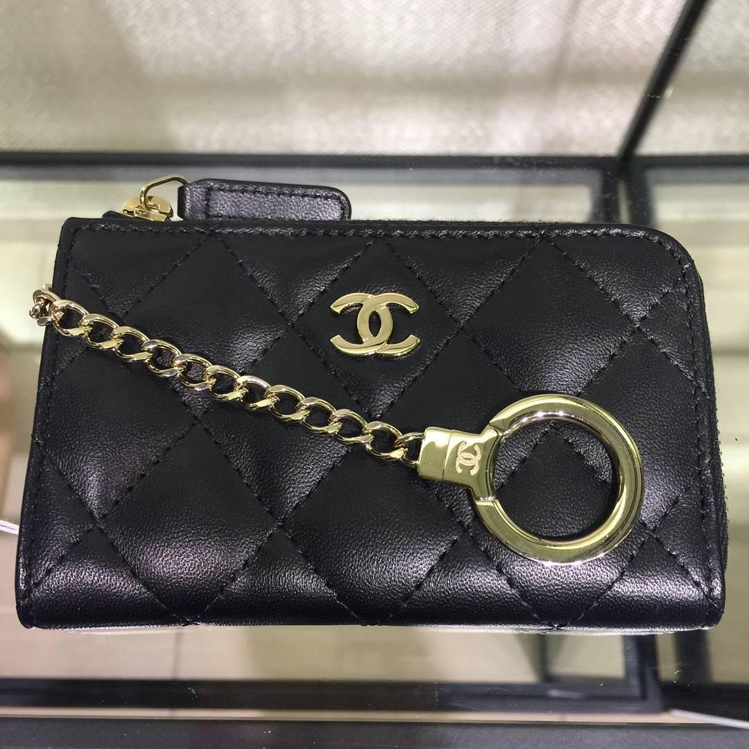 Chanel-Classic-Flap-Key-Holder