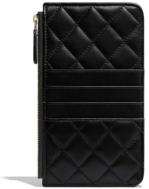 cfdd247014aee8 Chanel Classic Flat Wallet Pouches | Bragmybag