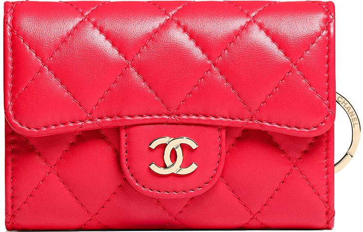 Chanel-Classic-Keyholder