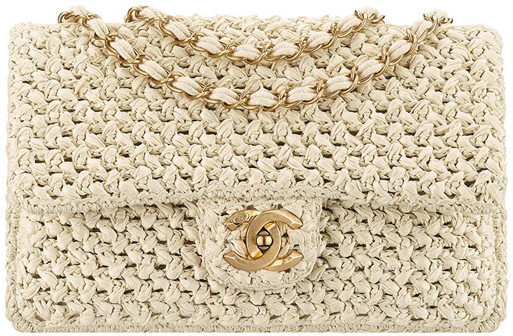 Chanel-Crochet-Braided-Flap-Bag