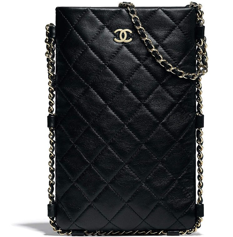 Chanel-Large-Chain-Around-Clutch-With-Chain-2