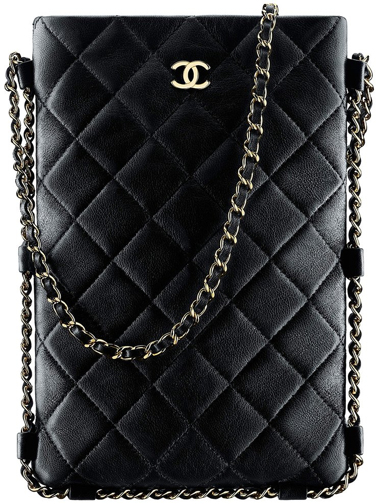Chanel-Large-Chain-Around-Clutch-With-Chain