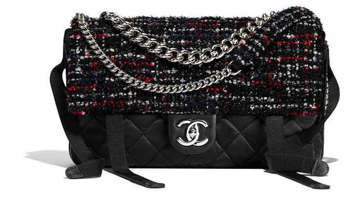 Chanel-Tweed-Nylon-Astronaut-Essentials-Flap-Bag-2