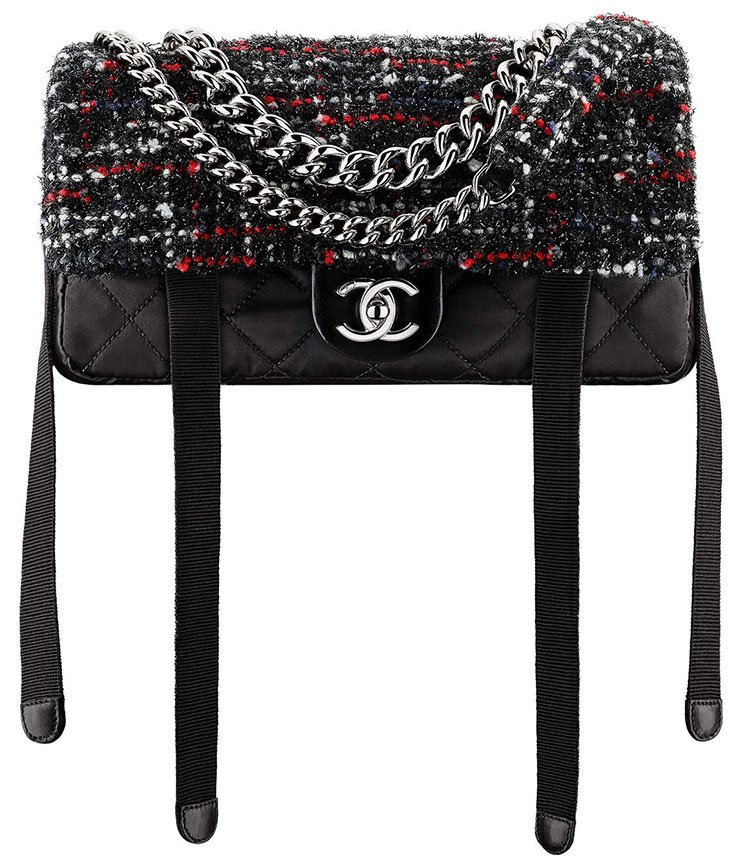 Chanel-Tweed-Nylon-Astronaut-Essentials-Flap-Bag-3