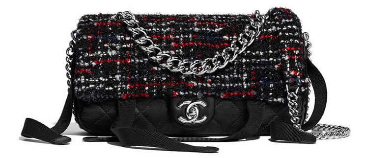 Chanel-Tweed-Nylon-Astronaut-Essentials-Flap-Bag-4